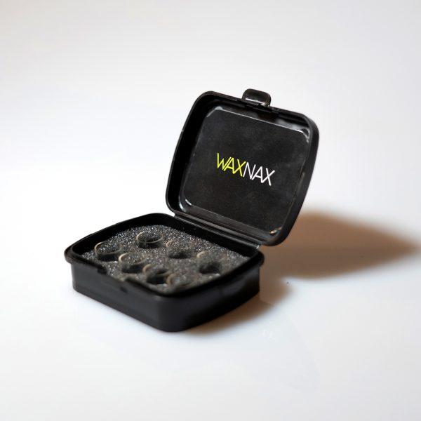waxnax marijuana concentrates accessories 7 pack black