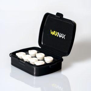waxnax dabbing accessories 7 pack black