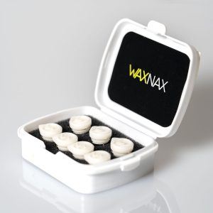 waxnax cannabis vape accessories 7 pack white