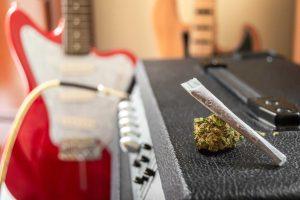 rockstars marijuana music cannabis blog
