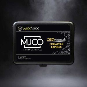mjco cbdiamond dabbable cbd pineapple express